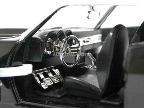 1969 Chevy Camaro Police diecast model car 1:24 scale die cast by Jada Toys - 91397