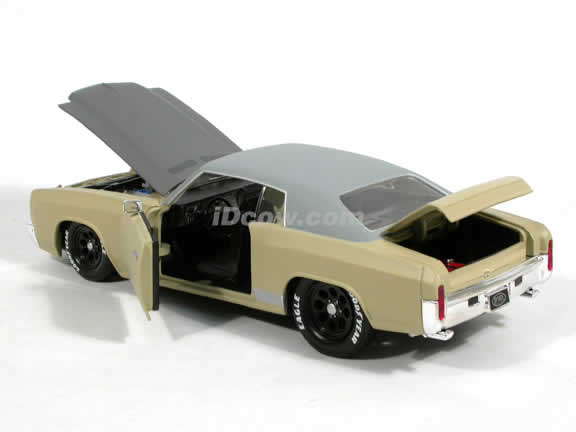 1970 Chevy Monte Carlo Fast and Furious 3 diecast model car 1:20 scale die cast by Ertl - 37459