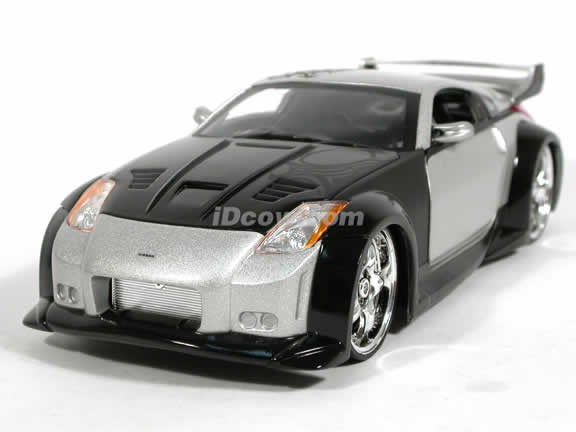 Nissan 350z Fast And Furious