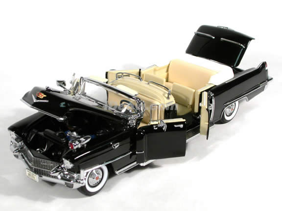 1956 Cadillac Presidential Limo diecast model car 1:24 scale die cast by Yat Ming
