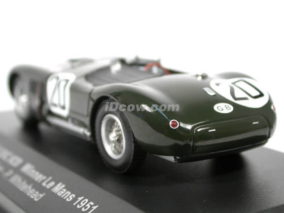 1951 Jaguar XK120C #20 Le Mans Winner diecast model car 1:43 scale die cast by ixo