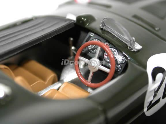 1951 Jaguar XK120C #20 Le Mans Winner diecast model car 1:43 scale die cast by ixo