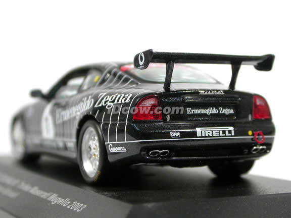 2003 Maserati Trofeo (Zegna) #1 diecast model car 1:43 scale die cast by ixo