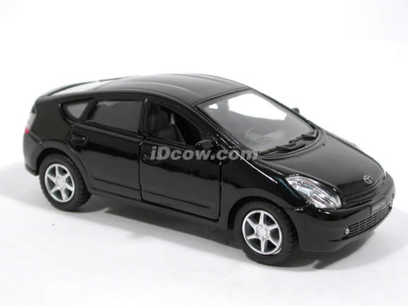 2006 Toyota Prius diecast model car 1:34 scale by Kinsmart - Black