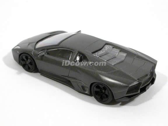2008 Lamborghini Reventon diecast model Car 1:43 scale die cast by Mondo Motors - 530786