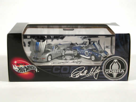 Shelby Series 1 - Cobra 427 S/C diecast model cars 1:64 scale die cast by Hot Wheels