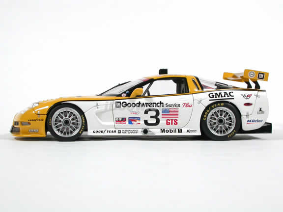2000 Corvette C5-R 7.0 #3 - Le Mans diecast model car 1:18 scale by AUTOart