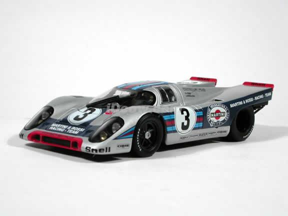 1971 Porsche 917K - Sebring Winner - Martini #3 diecast model car 1:18 scale by AUTOart