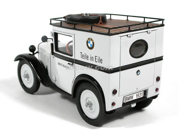 BMW 3/15 PS Teile In Eile diecast model car 1:18 scale die cast by AUTOart