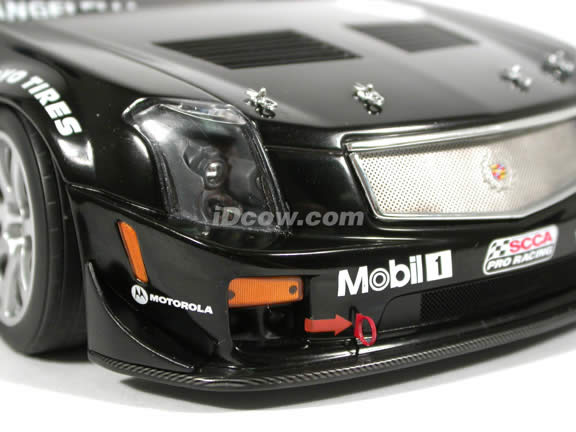 2004 Cadillac CTS-V SCCA World Challenge Winner Sebring #16 diecast model car 1:18 scale die cast by AUTOart