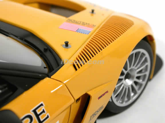 2005 Chevrolet Corvette C6R #64 diecast model car 1:18 scale LeMans Winner by AUTOart - 80504