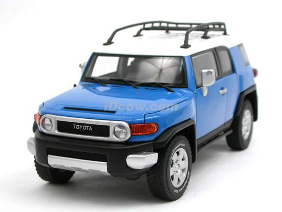 Toyota FJ Cruiser Diecast Model Car Diecast Car Collectible - All toyota model cars