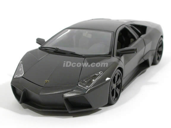 2008 Lamborghini Reventon diecast model car 1:18 scale die cast by Bburago - 11029