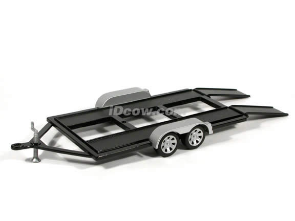 Trailer Diecast Model 1:18 Scale by Motor Max