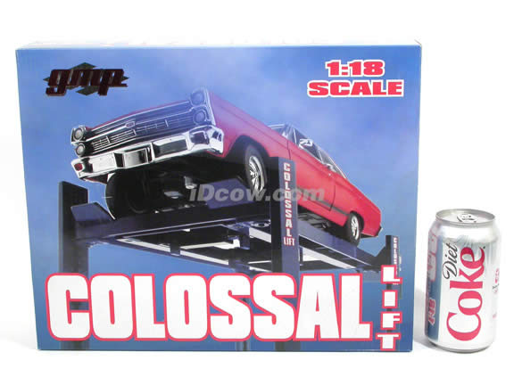 Clossal Lift diecast model 1:18 scale from GMP - G1800146