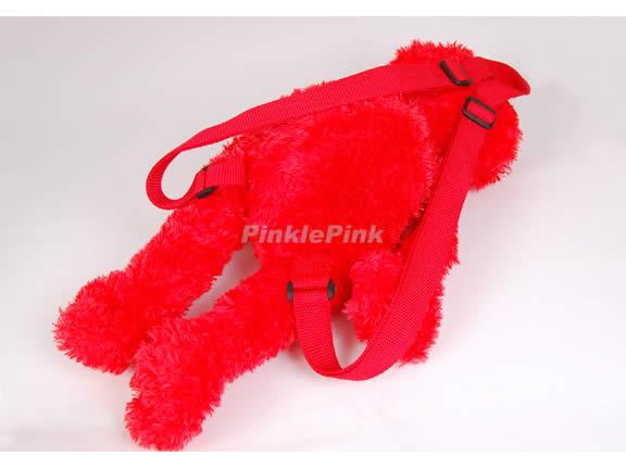 Sesame Street Elmo Plush Backpack