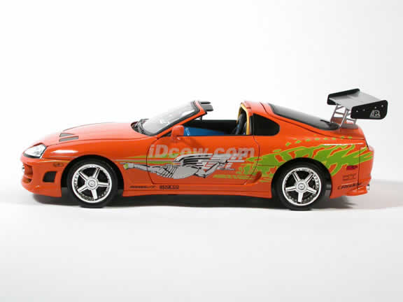 1995 Toyota Supra diecast model car