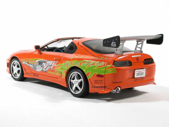 Fast And Furious Toy Cars http://www.imagejuicy.com/images/exotic-cars/t/toyota-supra-fast-&-furious-edition/6/