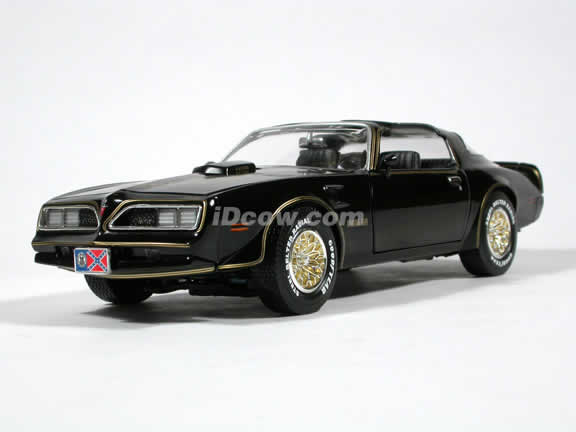 1977 Pontiac Trans Am Firebird diecast model car