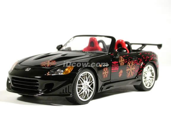 2000 Honda S2000 diecast model car