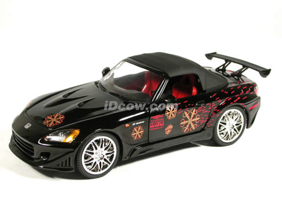 2000 Honda S2000 diecast model car