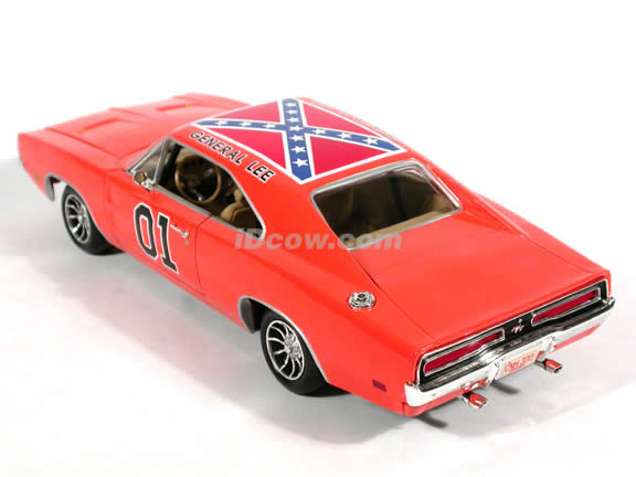 1969 Dodge Charger diecast model car