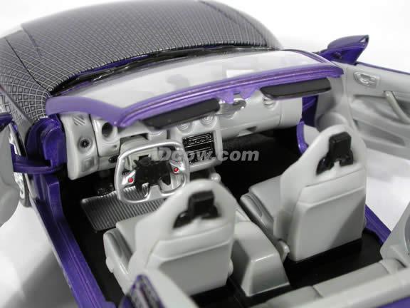 2001 Mitsubishi Eclipse Spyder diecast model car