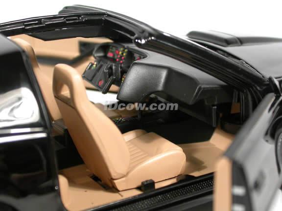 1983 Knight Rider KITT diecast model car 1:18 scale die cast by Ertl