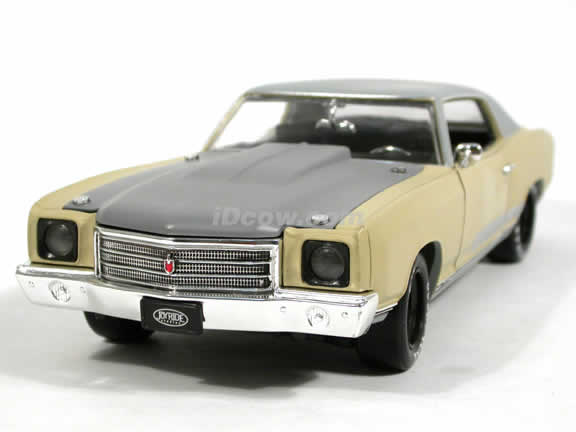 1970 Chevy Monte Carlo diecast model car 1:18 scale Fast and Furious 3 Tokyo