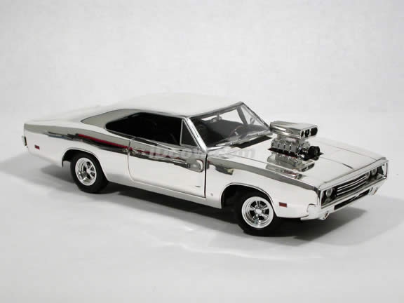 1970 Dodge Charger diecast model car