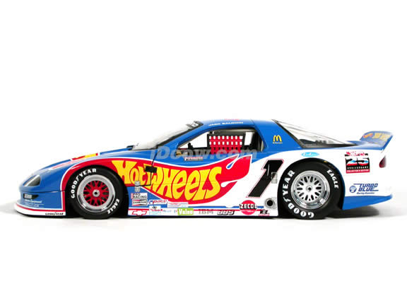 1994 Chevrolet Camaro Z-28 Hot Wheels Trans-Am diecast model car 1:18 scale die cast by GMP 1 of 1500