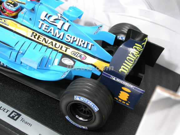 2005 Renault Formula One F1 R25 #5 Fernando Alonso diecast model car 1:18 scale die cast by Hot Wheels
