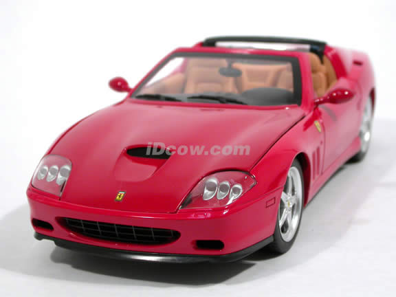 Ferrari 575M Superamerica Preview