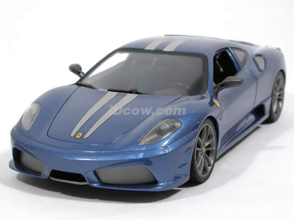 2008 Ferrari 430 Scuderia diecast model car 1:18 scale die cast by ...