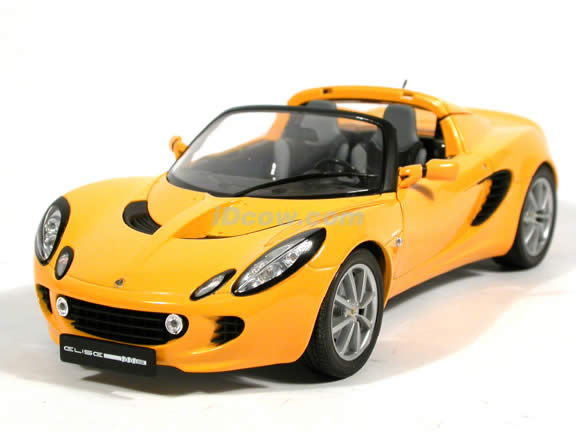 yellow lotus elise cars - photo #48