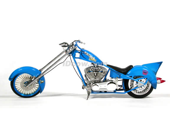 Orange County Choppers Mikey's Bike Diecast Motorcycle Model 1:10 scale die cast from ERTL (American Choppers)