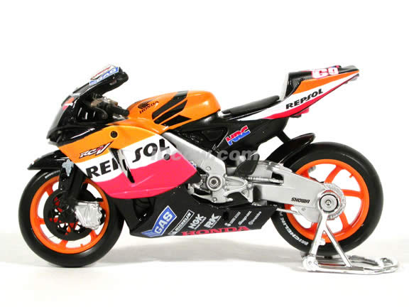 Repsol Honda Photo