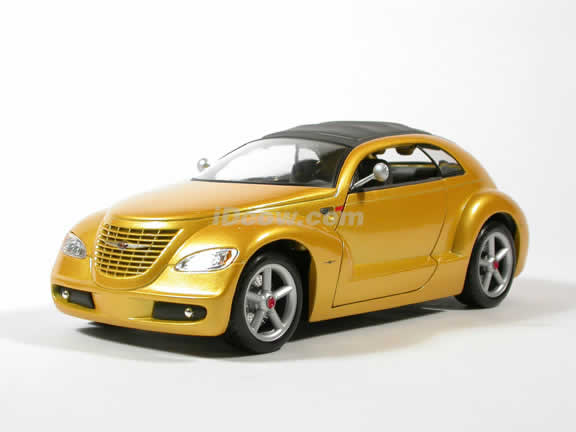 1999 Chrysler Pronto Cruizer OCV Concept Diecast model car 1:18 scale die cast by Maisto