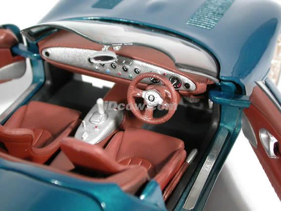 Jaguar XK 180 Concept diecast model car 1:18 scale die cast by Maisto