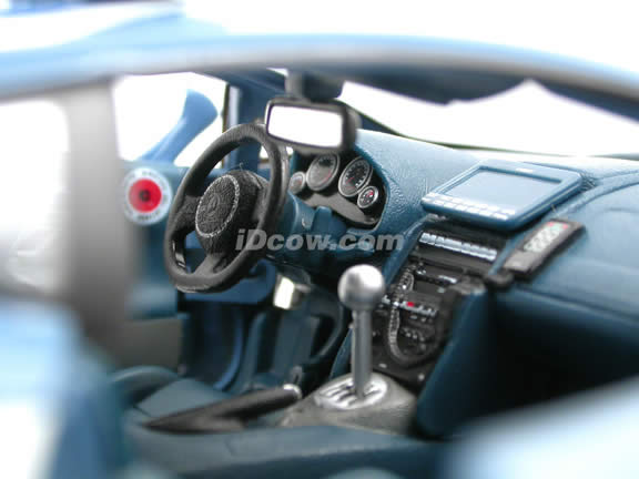 2004 Lamborghini Gallardo Police Car diecast model car 1:18 scale die cast by Maisto - 31121