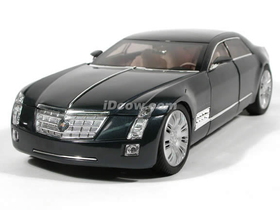 2003 Cadillac Sixteen Concept diecast model car 1:18 scale die cast by Ricko Ricko